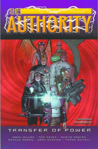 Image: Authority: Transfer of Power SC  - DC Comics