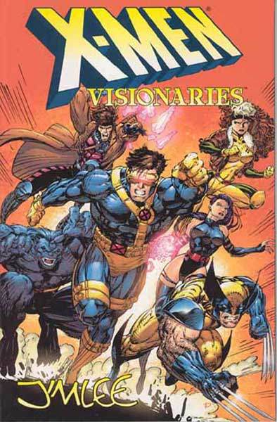 Image: X-Men Visionaries: Jim Lee SC  - Marvel Comics
