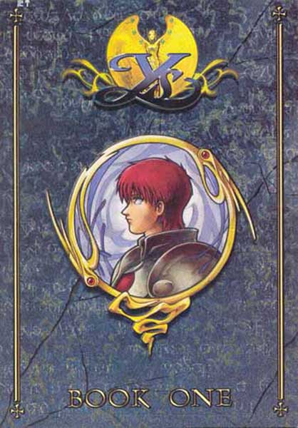 Image: Ys Book One DVD  -