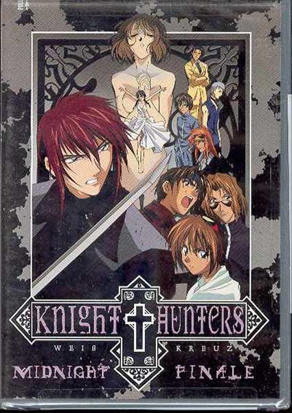 Image: Knight Hunters Vol. 05: Midnight Finale DVD  -