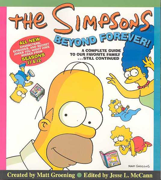 Image: Simpsons: Beyond Forever SC  -
