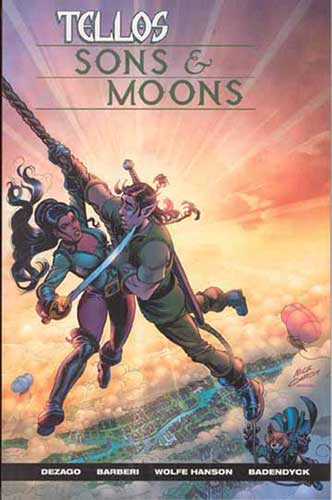 Image: Tellos: Sons and Moons  - Image Comics