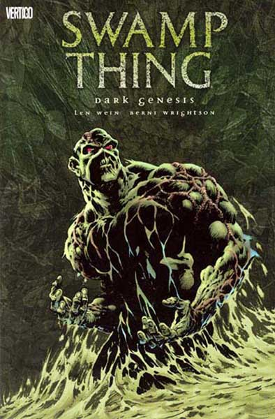 Image: Swamp Thing: Dark Genesis SC  - DC Comics