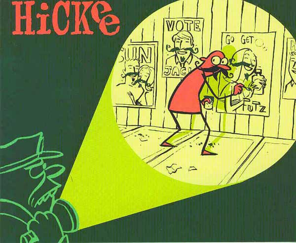 Image: Hickee Anthology SC  - Alternative Comics