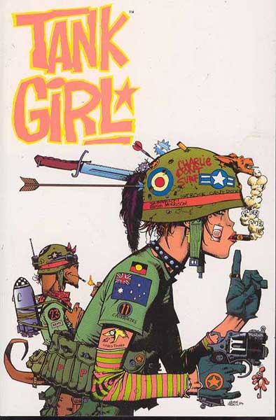 Image: Tank Girl Vol. 02 SC  - Titan Publishing