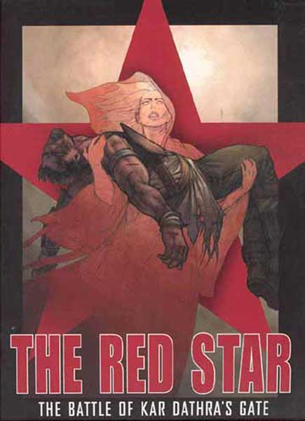 Image: Red Star Vol. 01: Battle of Kar Dathras Gate SC  - Image Comics