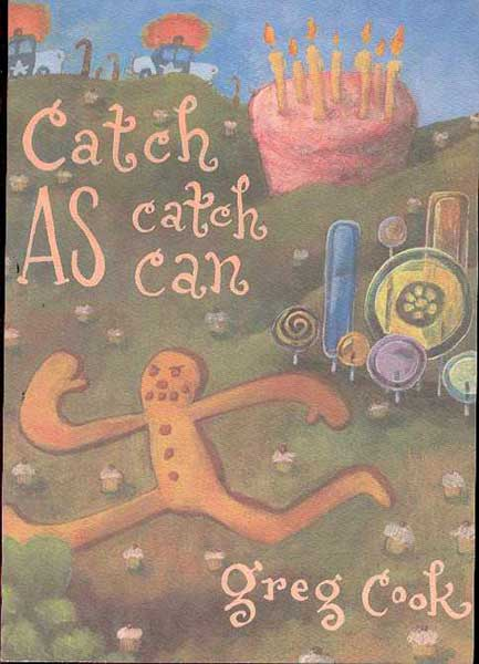 Image: Catch as Catch Can SC  - Highwater Books