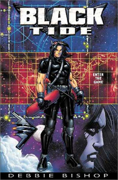 Image: Black Tide Rising Vol. 01: Enter the Game  (pb) - Angel Gate Press