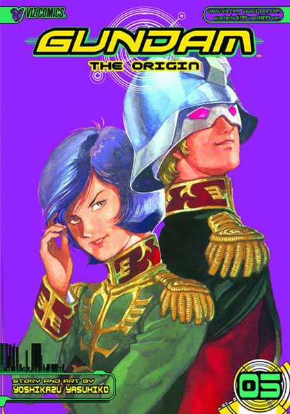 Image: Gundam the Origin Vol. 5 SC  - Viz Media LLC