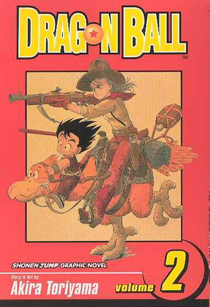 Image: Dragonball Vol. 02 SC  - Viz Media LLC