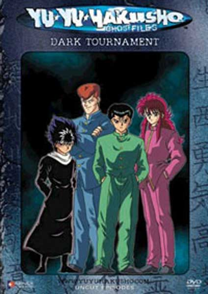 Image: Yu Yu Hakusho Vol. 8: The Dark Tournament Begins DVD - Uncut  -