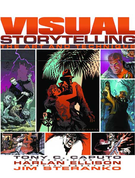 Image: Visual Storytelling  (deluxe signed) - Vanguard