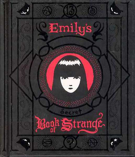 Image: Emily's Secret Book of Strange HC  -