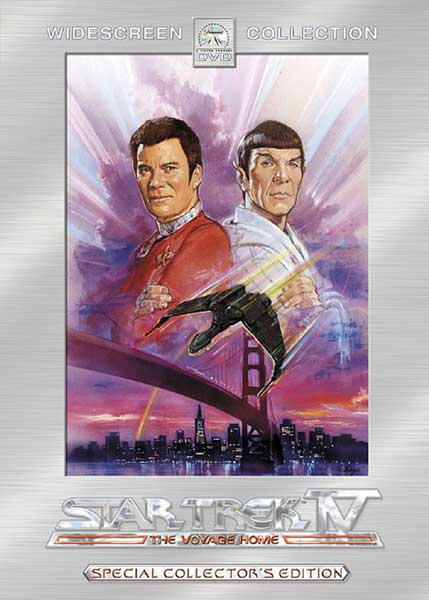 Image: Star Trek IV: The Voyage Home - Collector's Edition DVD  -