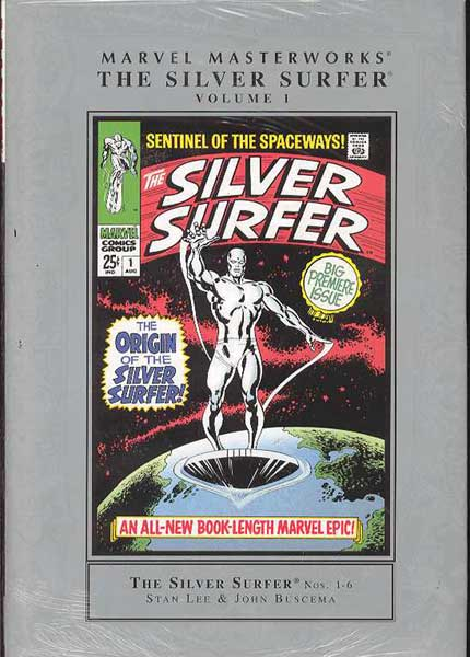 Image: Marvel Masterworks: Silver Surfer Vol. 1 HC  - Marvel Comics