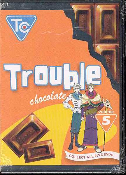 Image: Trouble Chocolate Vol. 5 DVD  -
