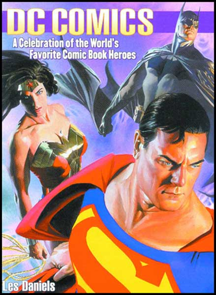 Image: DC Comics: World's Favorite Comic Book Heroes SC  -
