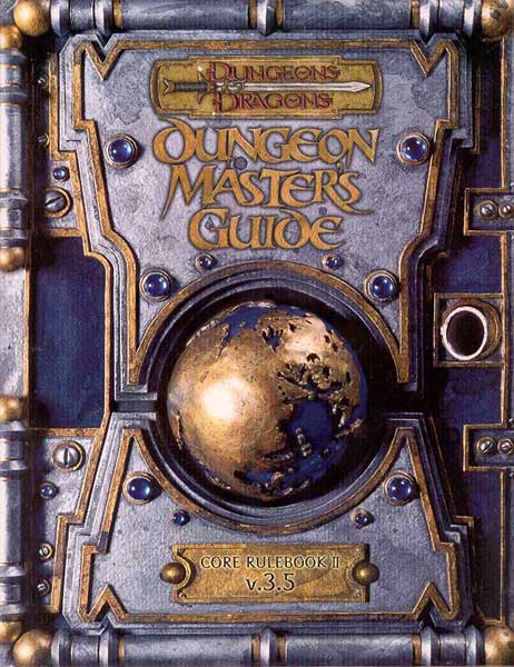 Image: Dungeons & Dragons: Dungeon Master's Guide - Revised Edition HC  -