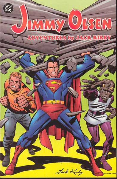 Image: Jimmy Olsen Adventures by Jack Kirby Vol. 01 SC  - DC Comics