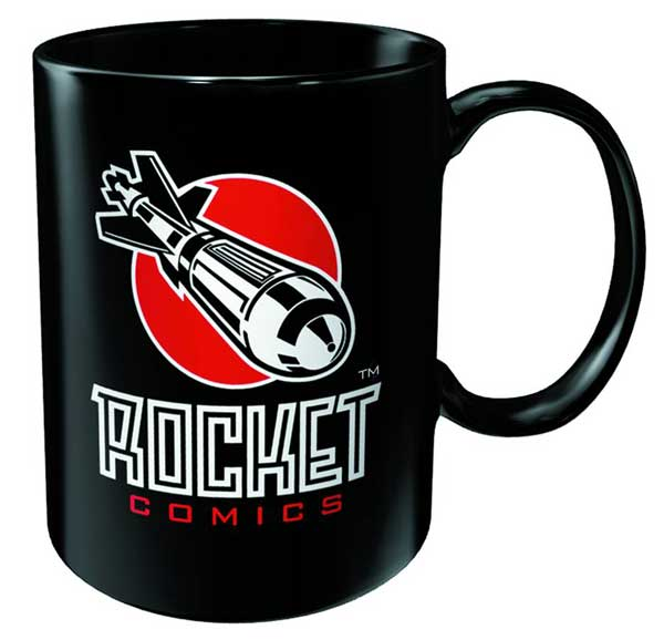 Image: Rocket Coffee Mug  -