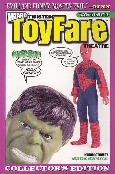 Image: Twisted Toyfare Theatre Vol. 03 SC  - Wizard Entertainment