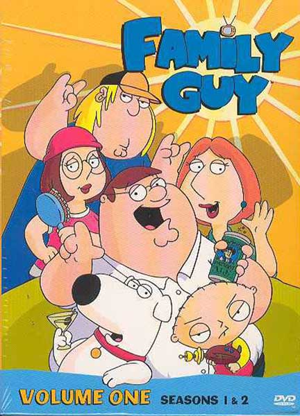 Image: Family Guy Seasons 1 & 2 Set DVD  -