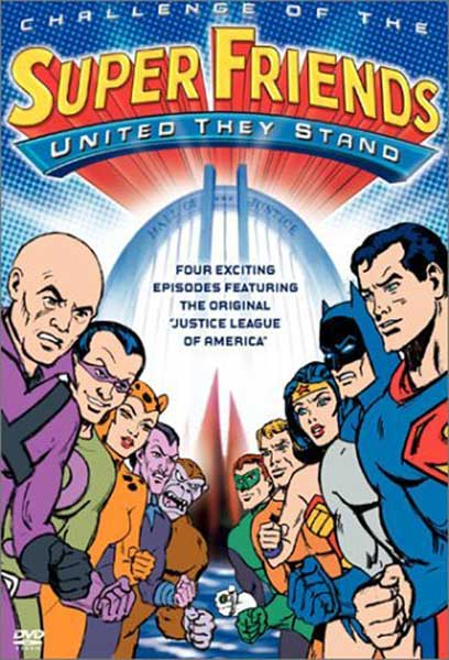 Image: Super-Friends!: United They Stand DVD  -