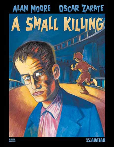 Image: Alan Moore's A Small Killing HC  - Avatar Press Inc