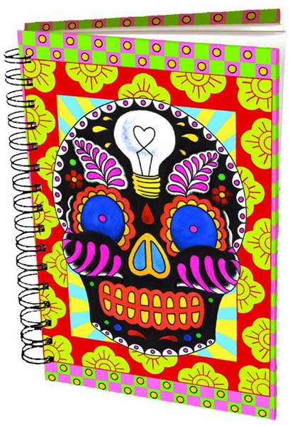Image: Dark Horse Deluxe Journal: Sunny Buick Sugar Skulls  - Dark Horse Comics