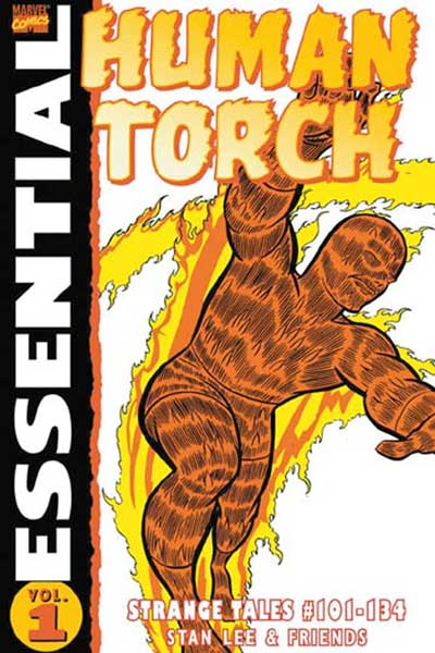 Image: Essential Human Torch Vol. 01 SC  - Marvel Comics