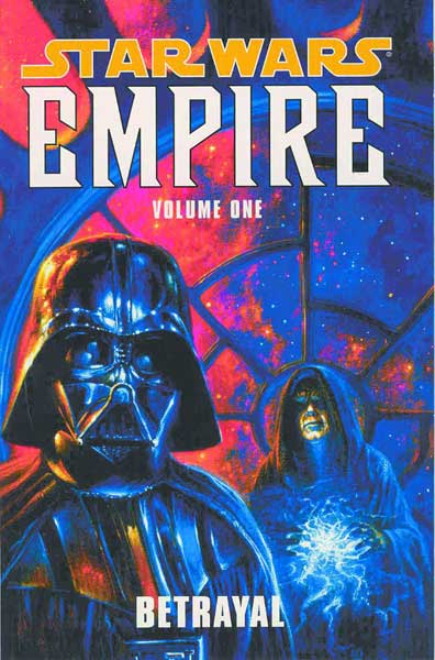 Image: Star Wars: Empire Vol. 01 - Betrayal SC  - Dark Horse Comics
