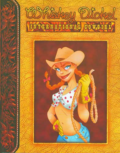 Image: Whiskey Dickel, International Cowgirl SC  - Image Comics