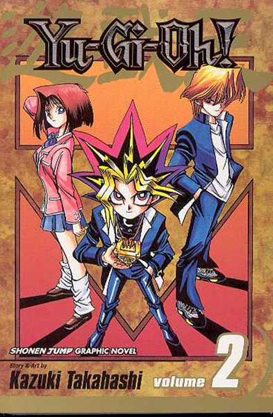 Image: Yu-Gi-Oh! Vol. 02: Cards With Teeth SC  - Viz Media LLC