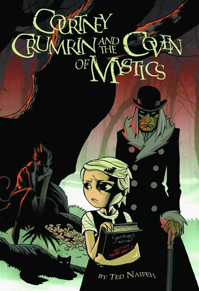 Image: Courtney Crumrin Vol. 02: Coven of Mystics SC  - Oni Press Inc.