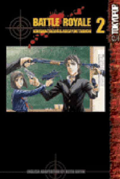 Image: Battle Royale Vol. 2 SC  - Tokyopop