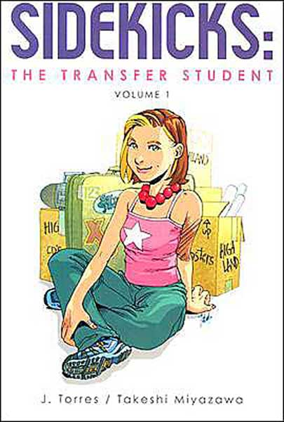 Image: Sidekicks: Transfer Student  (pb) - Oni Press Inc.