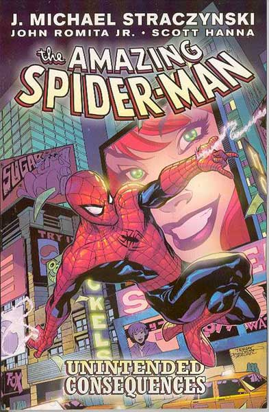 Image: Amazing Spider-Man Vol. 05: Unintended Consequences SC  - Marvel Comics