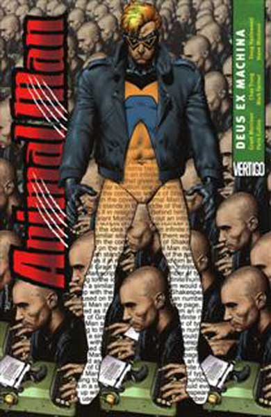 Image: Animal Man Vol. 03: Deus Ex Machina SC  - DC Comics