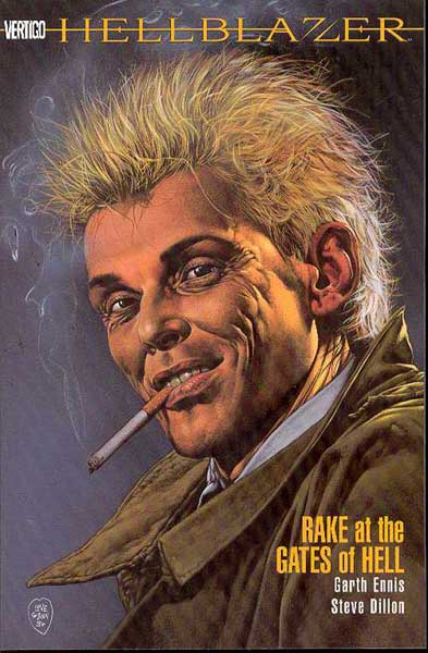 Image: John Constantine, Hellblazer: Rake at the Gates of Hell SC  - DC Comics