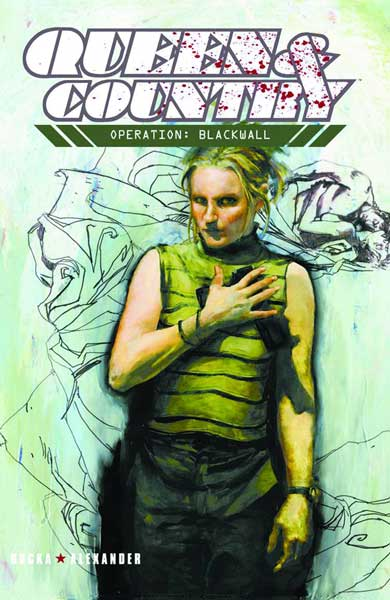 Image: Queen & Country Vol. 04: Operation Blackwall SC  - Oni Press Inc.