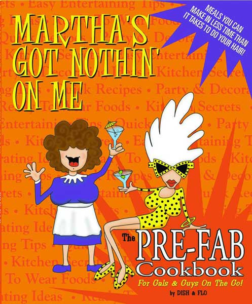 Image: Martha's Got Nothin' on Me Cookbook SC  -