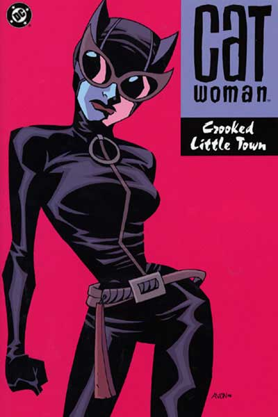 Image: Catwoman: Crooked Little Town SC  - DC Comics