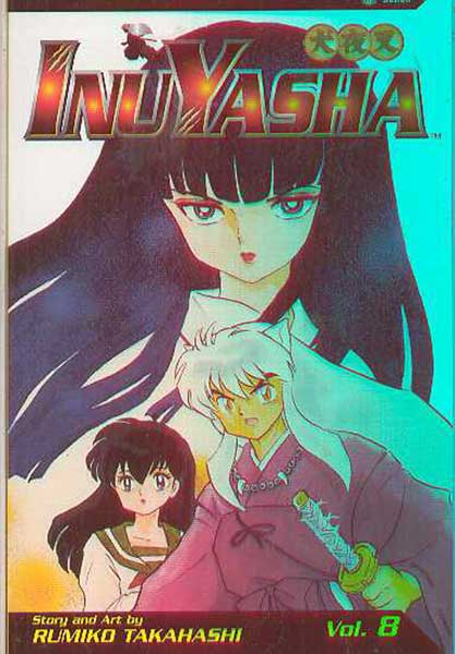 Image: Inuyasha Vol. 08 SC  - Viz Media LLC