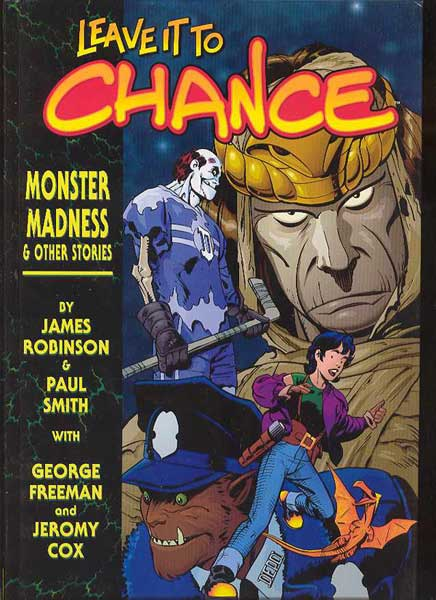 Image: Leave it to Chance Vol. 03: Monster Madness HC  - Image Comics