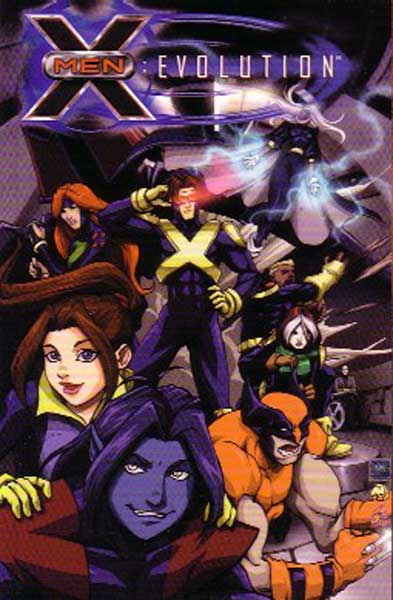 Image: X-Men: Evolution Vol. 01  (digest) - Marvel Comics