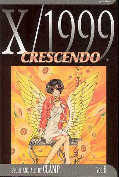 Image: X/1999 Vol. 08: Crescendo SC  - Viz Media LLC