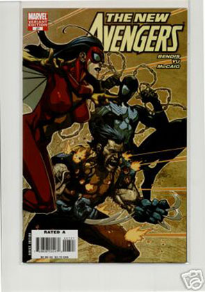 Image: New Avengers #27 (1 in 50 variant) - Marvel Comics