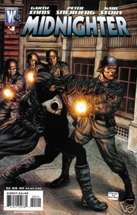 Image: Midnighter #4 (Glen Fabry variant cover) - DC Comics