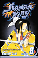 Image: Shaman King Vol. 08 SC  - Viz Media LLC