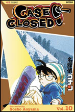 Image: Case Closed! Vol. 10 SC  - Viz Media LLC